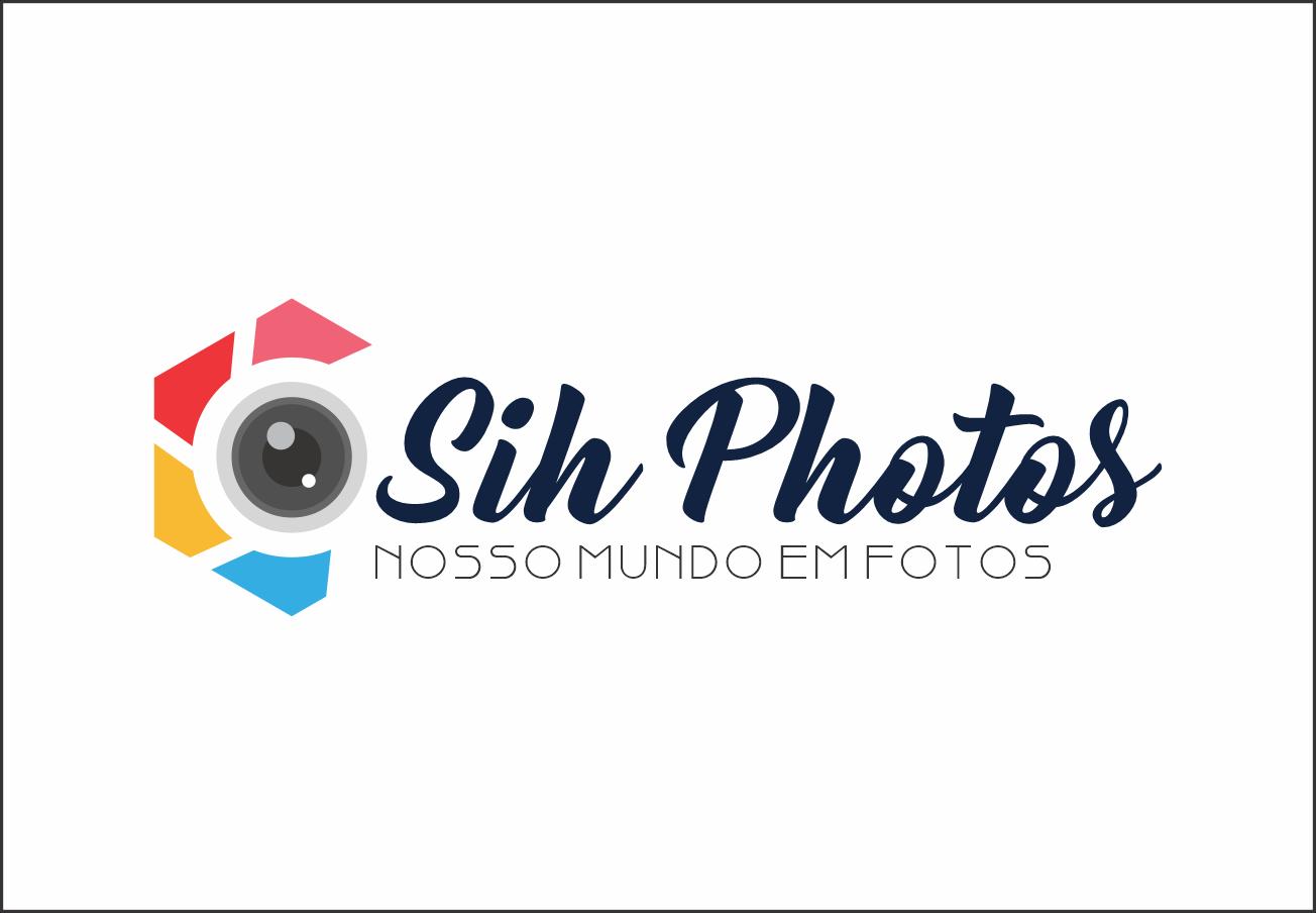 Criação de Logotipo e Site - Sih Photos